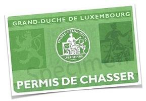 Permis De Chasse Portail De L Environnement Emwelt Lu Luxembourg